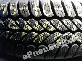 155/70 R13 75 T Semperit Winter-Grip - kusovka profil 7 mm 90%